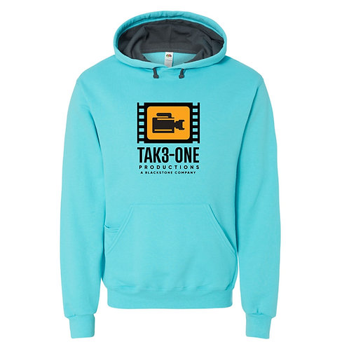 Tak3-One Hoodie (Limited Edition Scuba Blue)