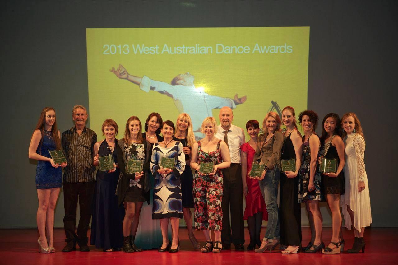 West Australian Dance Awards 2013