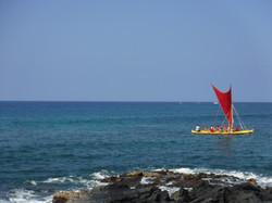 Kaloko launch park canoe makahiki 074