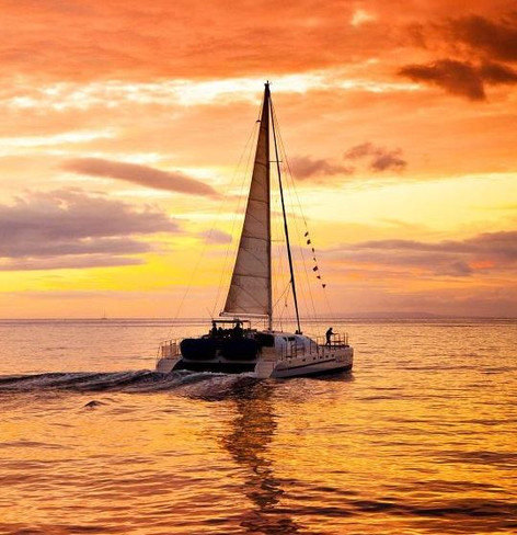 trilogy sail boat to maui