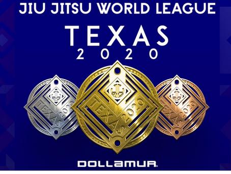 Jiu Jitsu World League Texas 2020
