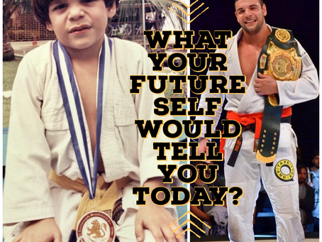 What your future self would tell you today?