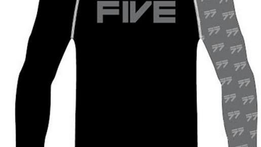 Double Five Long Sleeve Rashguard