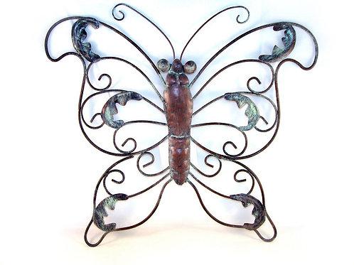Бабочка Винтажная