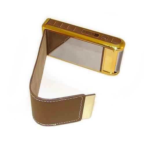 Мини-электробритва РЕЙС с триммером и зеркальной пластиной