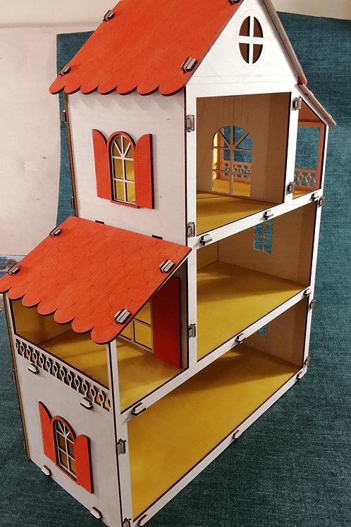 Кукольный домик 75 см