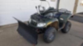 Used ATV