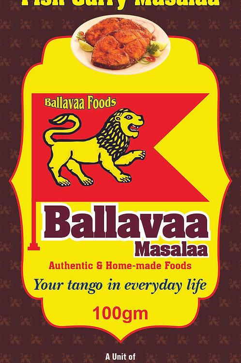 Fish Curry Masalaa