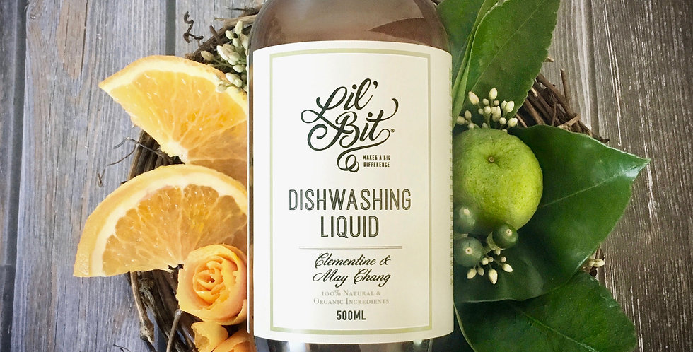 May Chang & Clementine Dishwashing Liquid 500ml