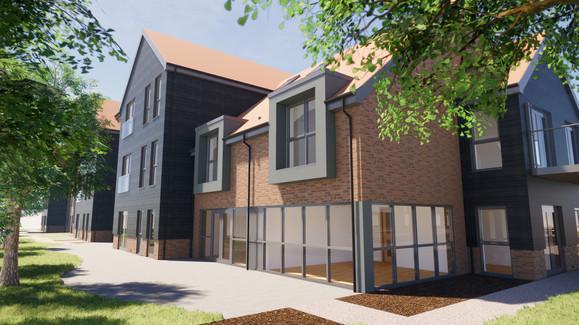Basingstoke Care Home - Visual