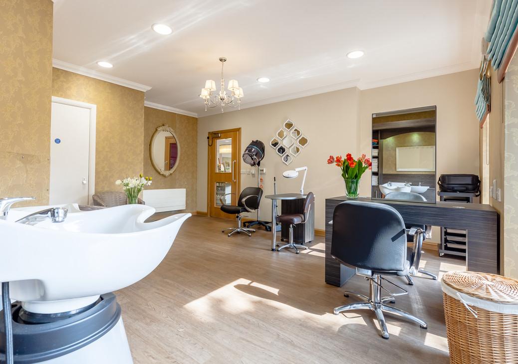 Sevenoaks Care Home - Care UK - Hair Salon
