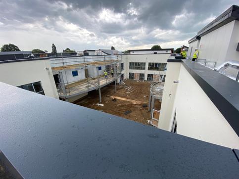 Wormley - Construction