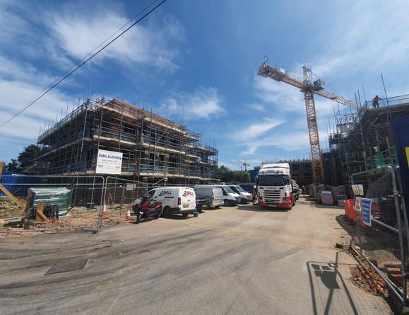Eastleigh - Construction