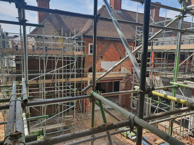 Eastleigh Care Home - Construction