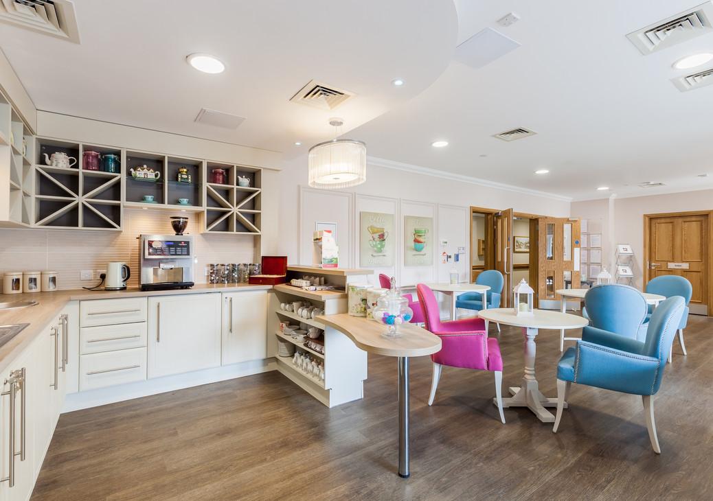 Sevenoaks Care Home - Care UK - Dining