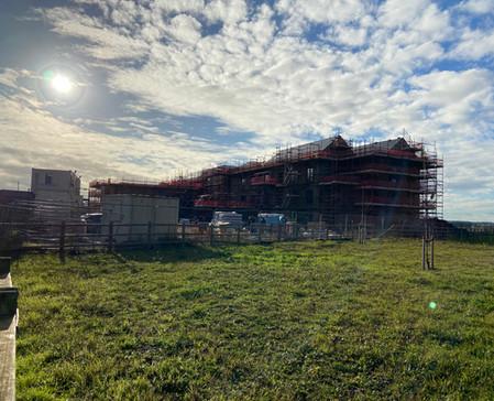 Wixams - Construction