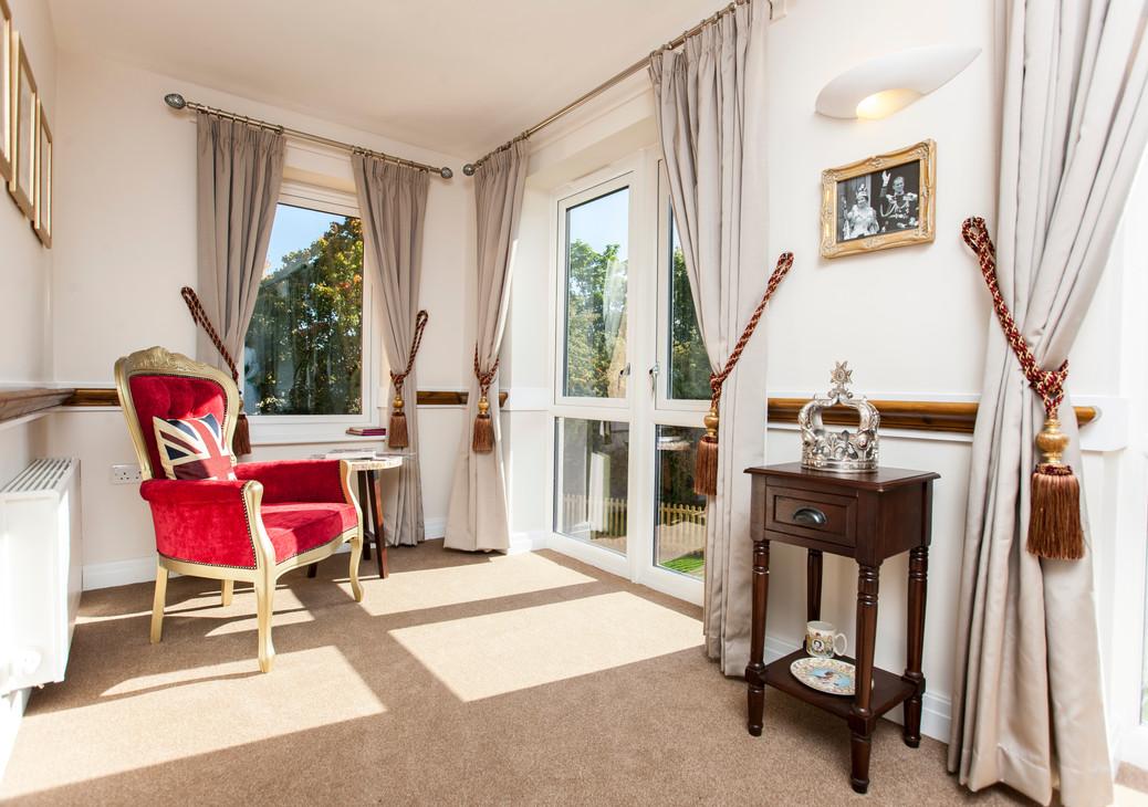 Letchworth Care Home - Quiet Space