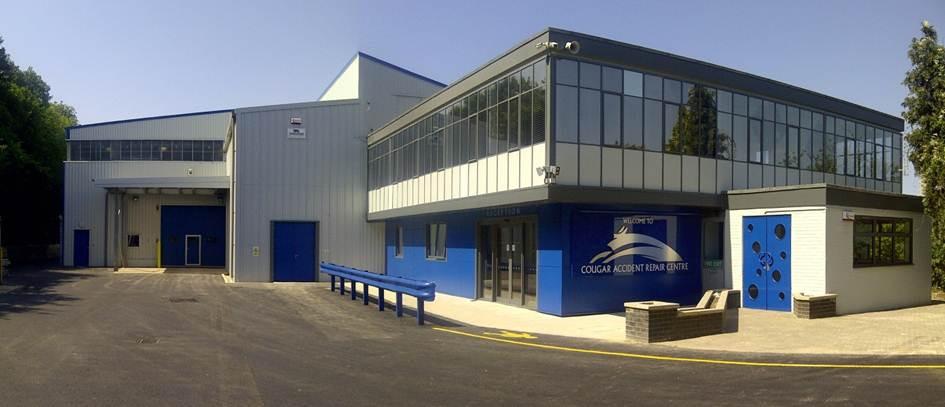 Cougar Repair Centre, Luton
