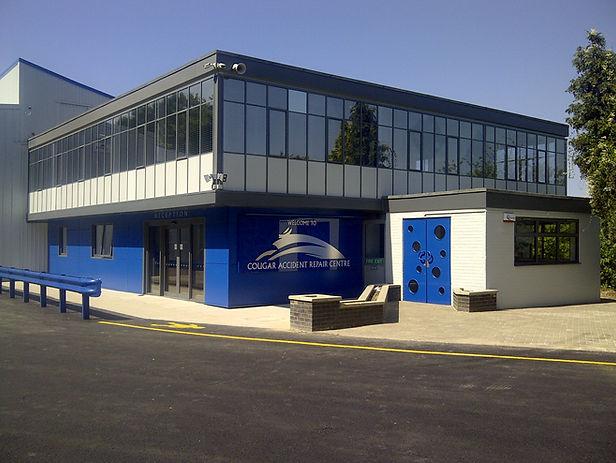 Cougar Repair Centre