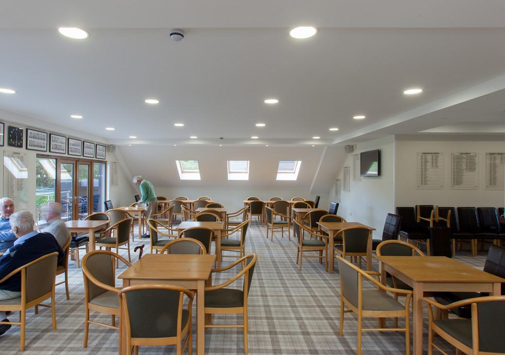 Harpenden Common Golf Club - Interior
