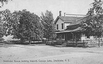 Sheldrake House