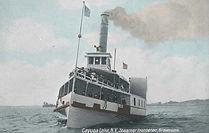 Steamer Frontenac