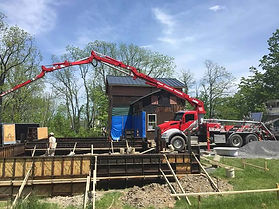 Farmhouse Addition Construction