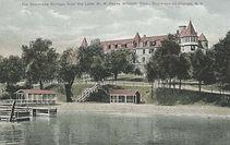 Cayuga Lake House aka Sheldrake Springs