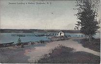 Sheldrake Point Steamer Landing