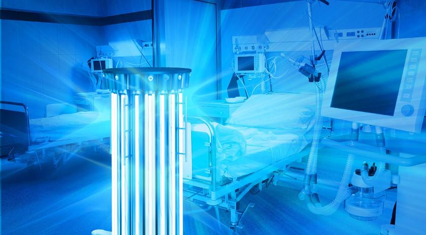 Sterilization Robots