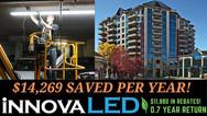 LED Upgrade Success!