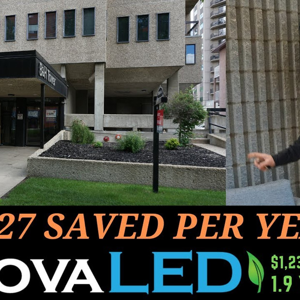 Edmonton Condo Saves Big On Energy (Plus Increases Lighting Security)