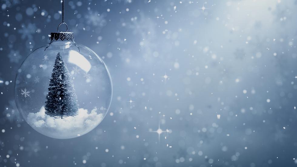 Arrière-plan Zoom de Noël cheminée ro