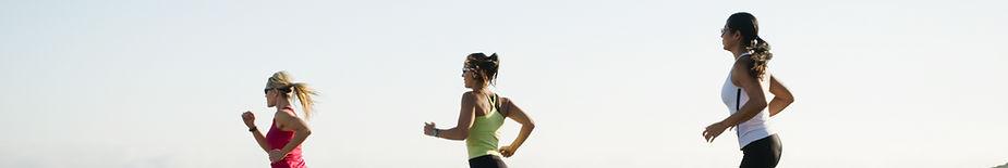 Atletik Kadınlar Koşu
