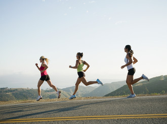 New course! Nutrition for Runners