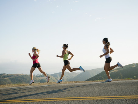 Top 5 things inspired by running