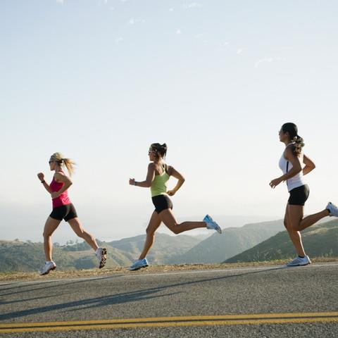 Virtual Running