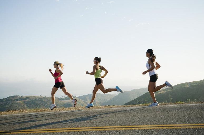 Correndo Athletic Mulheres
