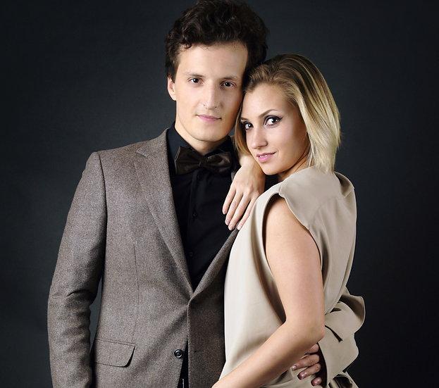 Yurii & Valeriia