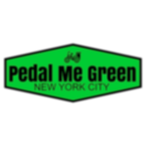 pedal me green nyc pedicab bicycle compa