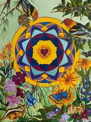 GWinters - Heart Mandal16 Acrylic.jpg
