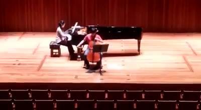 Franck Sonata III a little taste