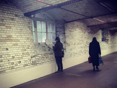 倫敦地下鐵雜記