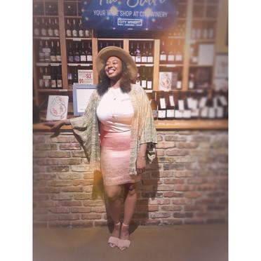 Model - Candace Ciara