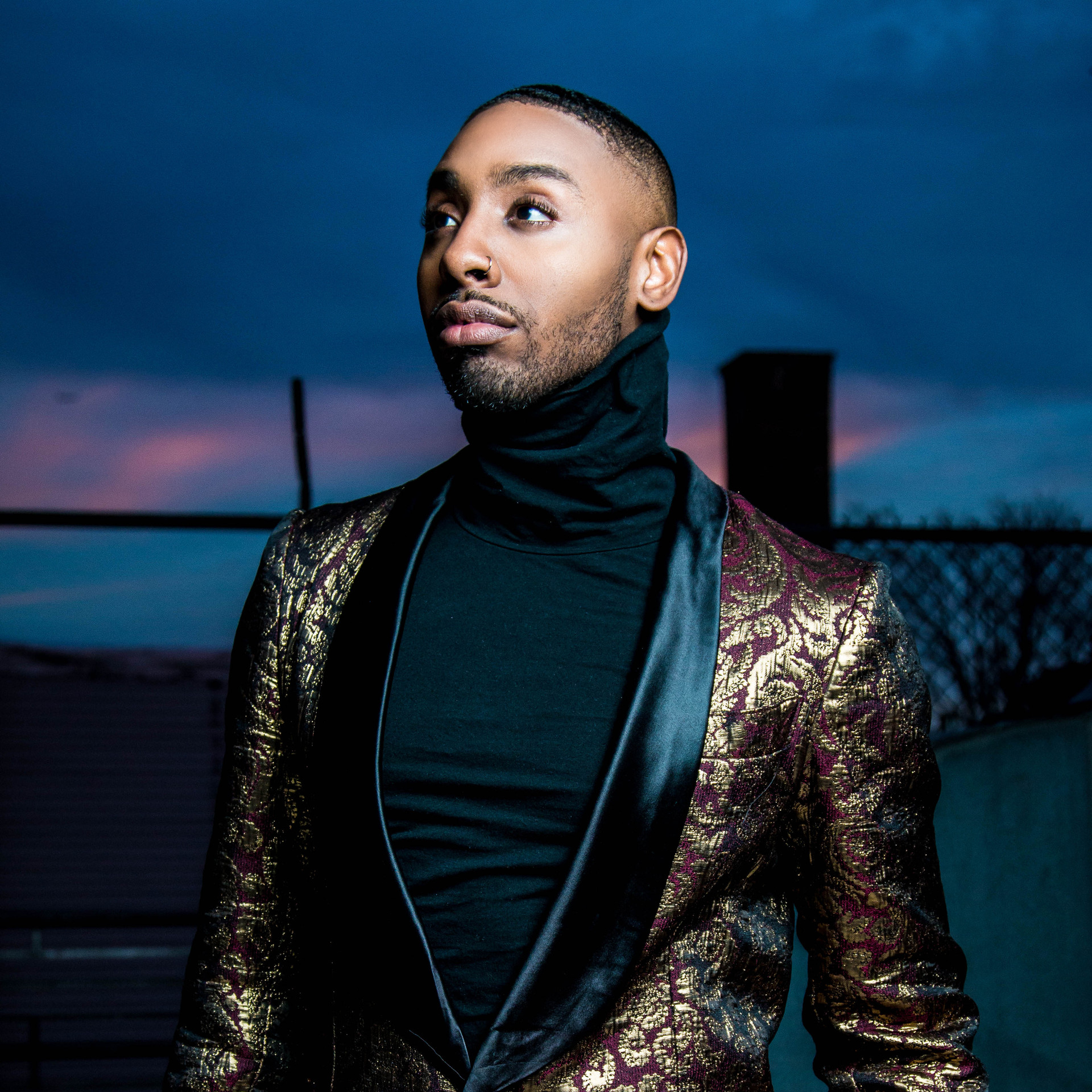 Photo Credit: K&N Media //  Creative Direction & Styling: Jos N. Banks