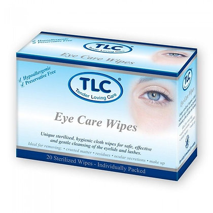 Eye Care Wipes