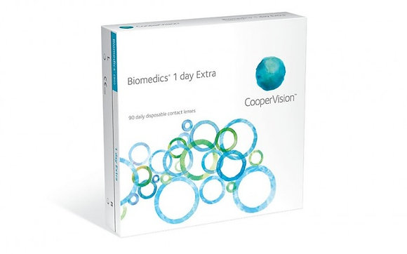 Biomedics 1 day Extra - 90 Lenses