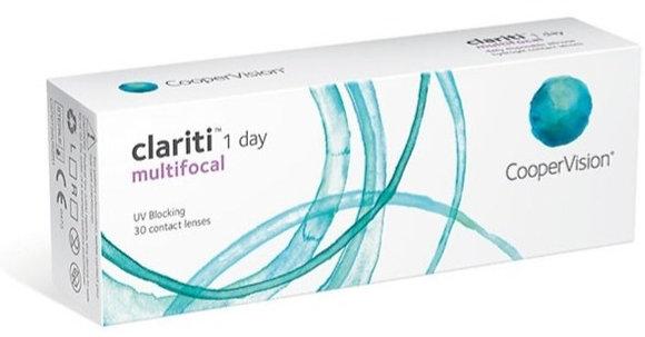 clariti 1 day multifocal - 30 Lenses