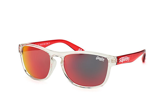 Superdry - rockstar red / transparent
