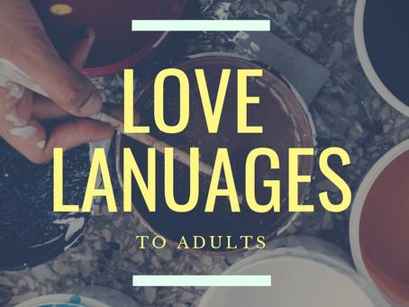 How children express their love language